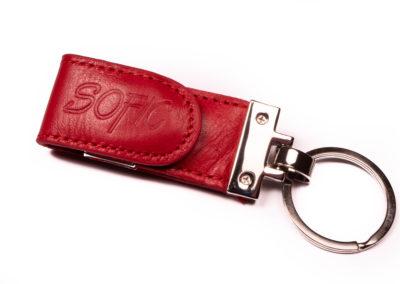 Leather usb 357