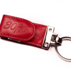 Leather usb 357