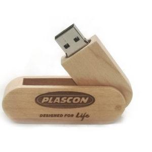 Wood-Bamboo USB Flash Drives
