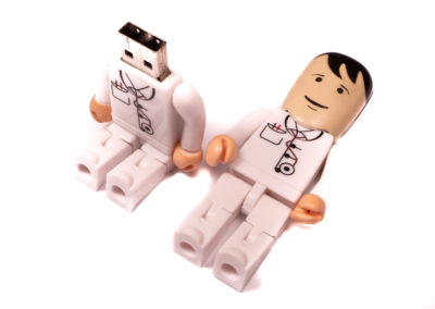 Doctor Shape USB