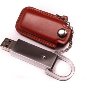 Leather USB 350